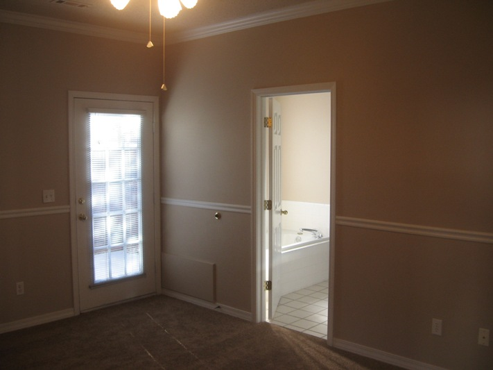 Master Bedroom to Bath